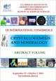 "III International Conference ""Crystallogenesis and mineralogy"", Abstracts Volume:   Abstracts of the III International Conference ""Crystallogenesis and mineralogy"", Novosibirsk, 27September – 1 October, 2013 (Ed., T.B. Bekker, K.D. Litasov, N.V. Sobolev)"