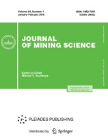 Journal of Mining Sciences