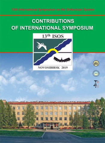 13th International Symposium on the Ordovician System: Contributions of International Symposium. Novosibirsk, Russia (July 19-22, 2019)